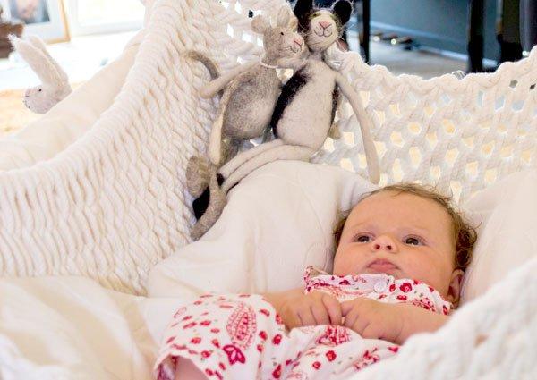 Babywiege beistellbett stubenwagen mira art traumschwinger