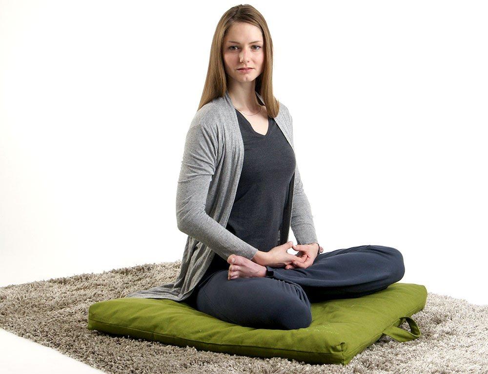 grosses Meditationskissen