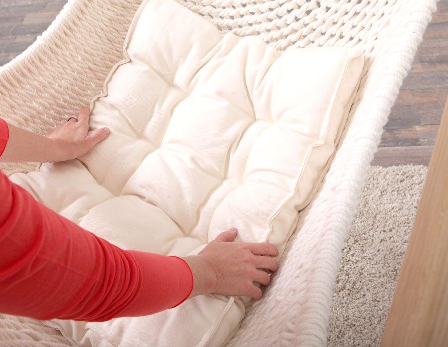 Umbau zur Babywiege Schritt 5