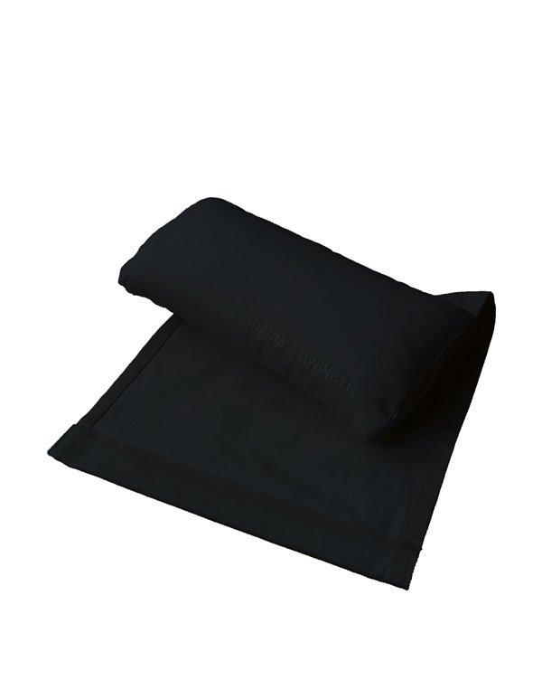 Das Nackenkissen für den Traumschwinger in der Farbe schwarz