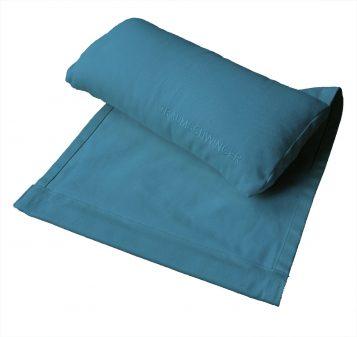 Nackenkissen für Traumschwinger in Farbe blau