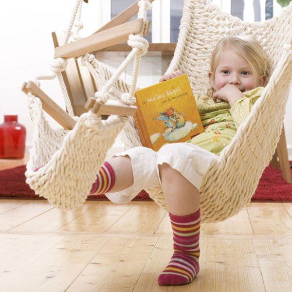 Hängesessel für Kinderzimmer
