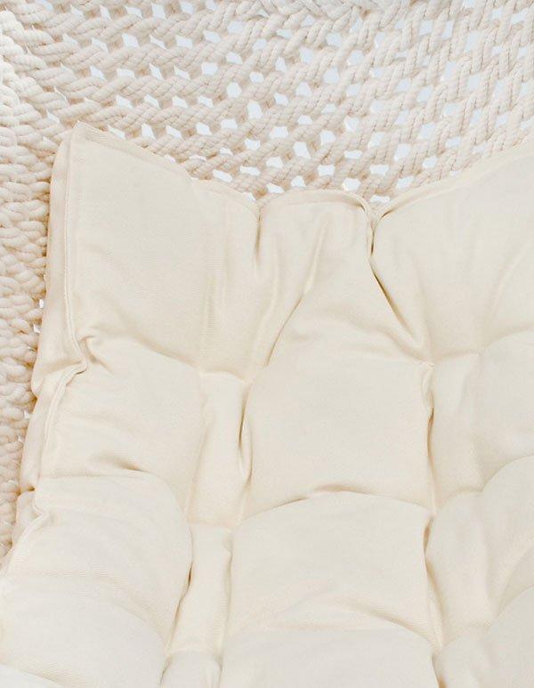 Ökologische Matratze für Hängewiege