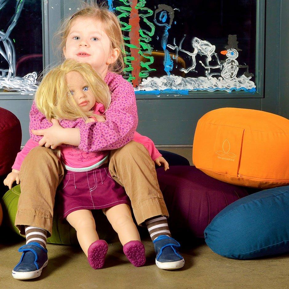 Mira Art Kinderzimmer Sitzkissen
