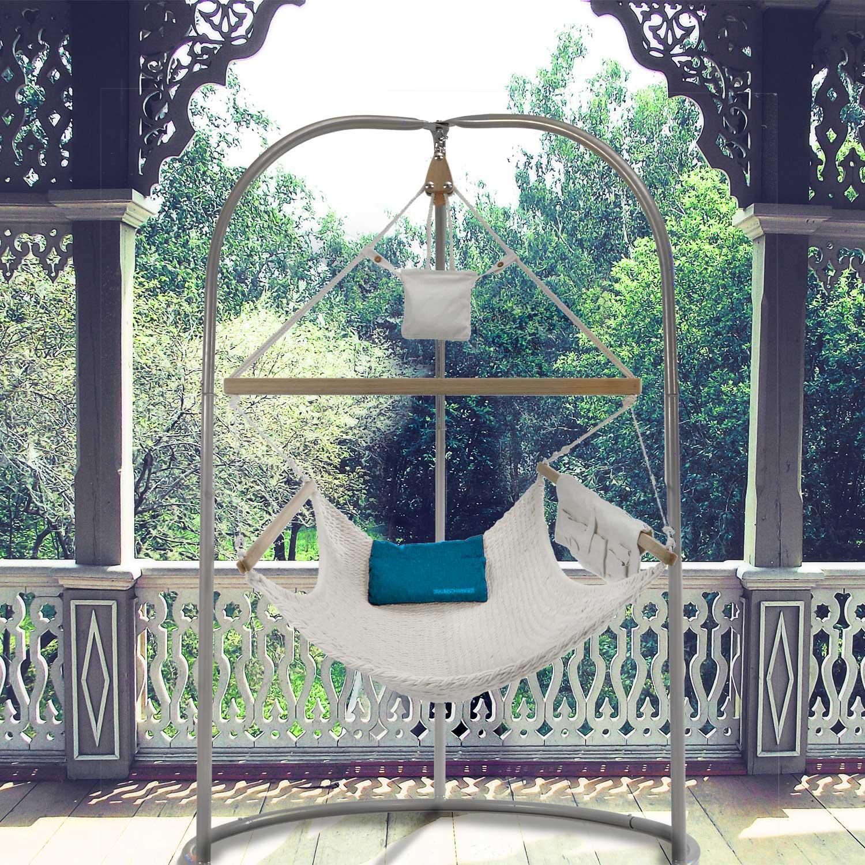 Hängesessel Gestell für den Balkon