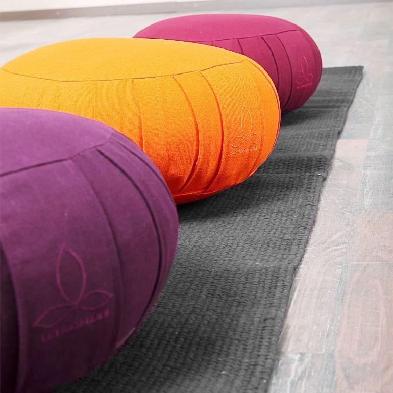 Zafu Bodenkissen zum Meditieren
