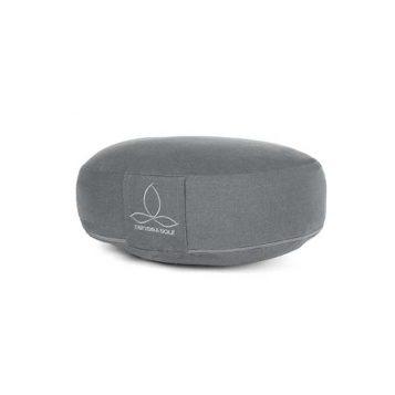 Das Rondo flach in grau