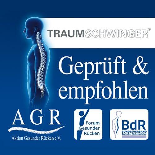 Traumschwinger Hängesessel sind AGR zertifiziert
